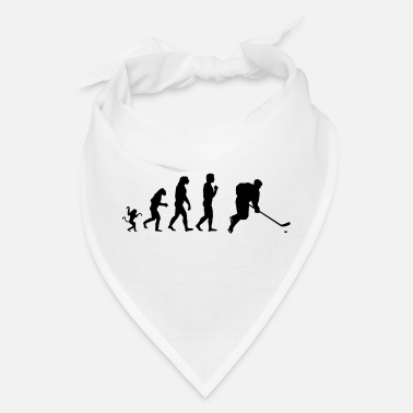 Hockey Ice hockey evolution, #Ice hockey - Bandana