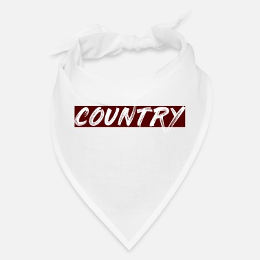 Country COUNTRY - Bandana