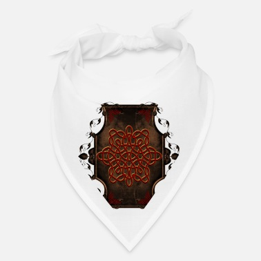 Celtic Elegant decorative celtic knot - Bandana