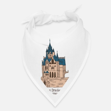 Villa Schloss Drachenburg - Germany - Bandana