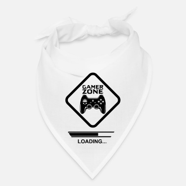 Gamer Gamer Zone loading - Bandana