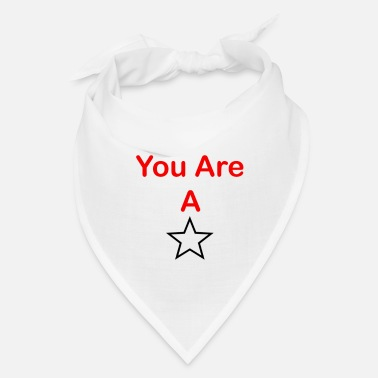 You are a star - Bandana