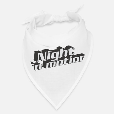 Motion Night In Motion - Bandana