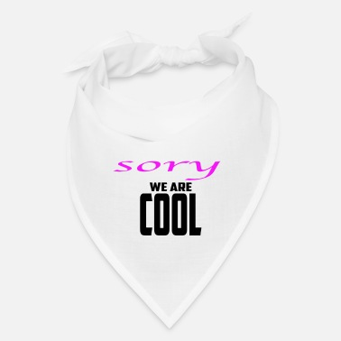 Cool Christian cool - Bandana