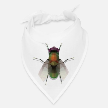Fly Big Fly One Me - Fly Insect - Bandana