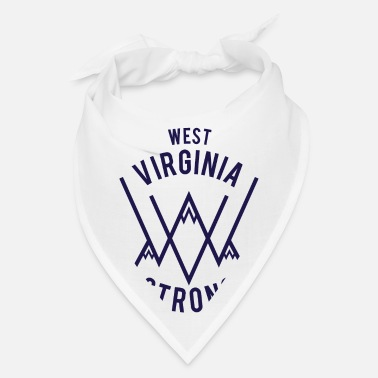 west virginia - Bandana