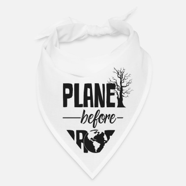Enviromental Climate Change Planet - Bandana