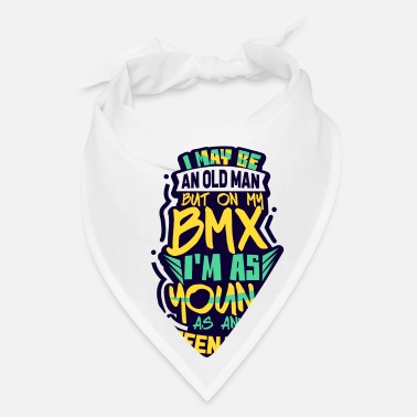 Bmx Grandfather BMX Old Man - Bandana