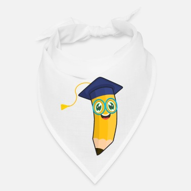 Comic School Graduation Pen - Bandana