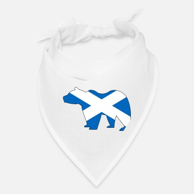 Scottish Bear - Bandana