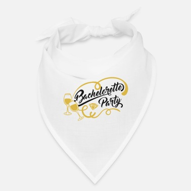 Wedding Party Junggesellenabschied Bachelorette Party - Bandana