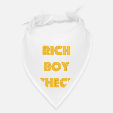 Algebra RICH BOY CHECK - Bandana