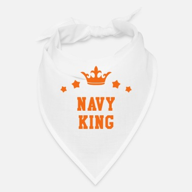 Navy King -Sailing - Boat - Sailor - Bandana