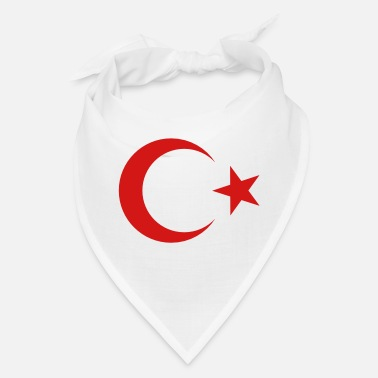 Turkish Turkish Flag - Bandana