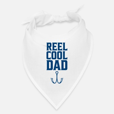 Carp Reel cool dad gift fishing trip fishing day - Bandana