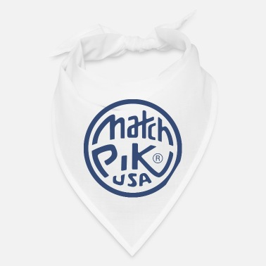Pik Match Pik USA - Bandana