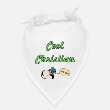Cool Christian Cool Christian Stay Cool - Bandana