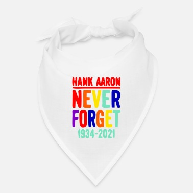 World Trade Centre hank aaron - Bandana