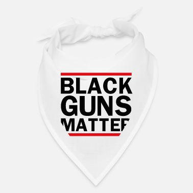 Black Guns Matter - Bandana