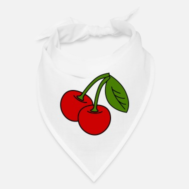 cherries v1_3_color - Bandana