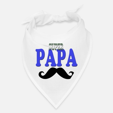 Supper Supper Papa - Bandana