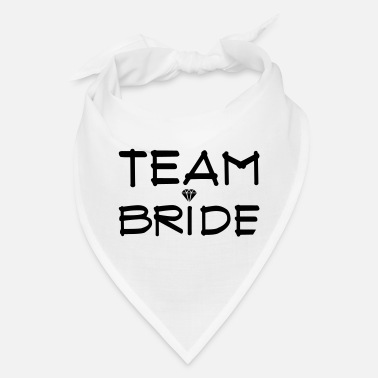 Bride Team Bride Hat - Bandana