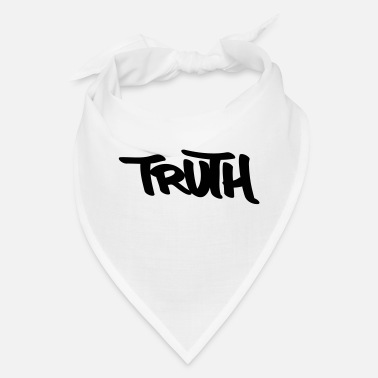 Truth Truth - Bandana