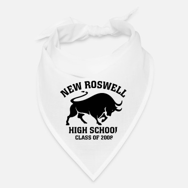 New Roswell High School Class of 2008 - Bandana