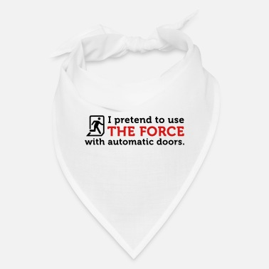 Jedi Knight The Force Automatic Doors (2c) - Bandana