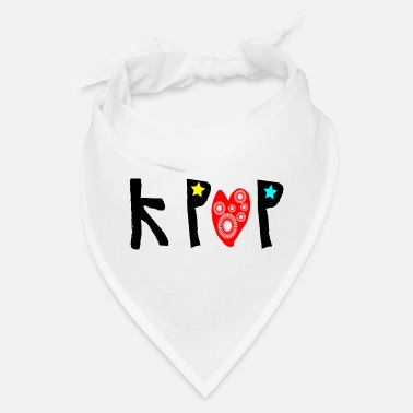 Graphic Art kpop_txt graphic art - Bandana