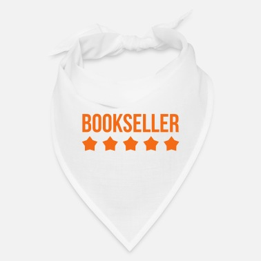 Bookseller - Reading - Culture - Library - Bandana