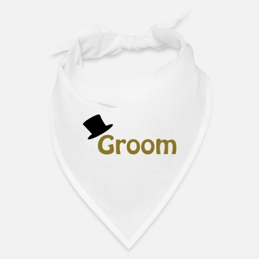 Bride Groom - Bandana