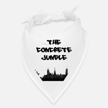 Concrete THE CONCRETE JUNGLE - Bandana