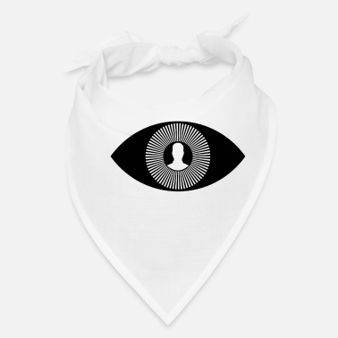 Eye Monitoring illuminati eye monitoring - Bandana