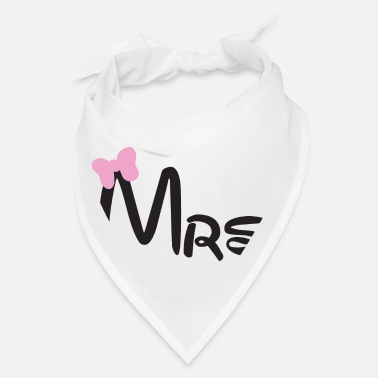 Couples Mrs - for couples - Bandana