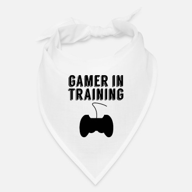 Gamer Gamer In Training - Bandana