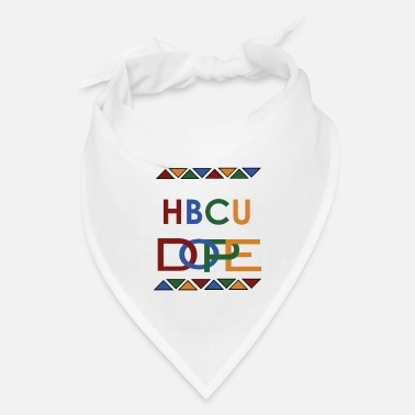 My HBCU is Dope - Bandana
