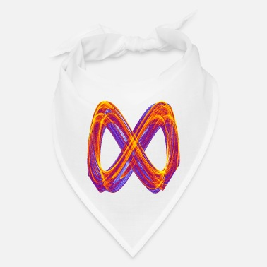 Geometry eight infinite symbol period roller coaster 12404 - Bandana