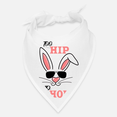 Hop Too Hip To Hop - Bandana