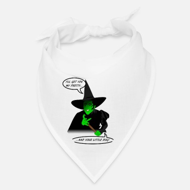 Wicked Witch Wicked Witch Of The West - Bandana