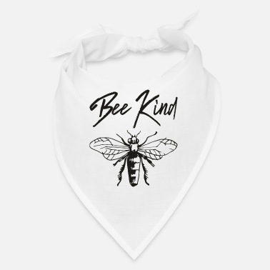 Bee bee kind - Bandana