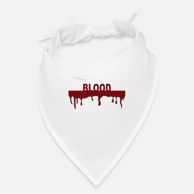 Gang Blood - Bandana