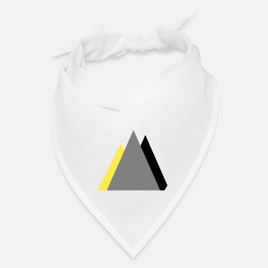 Triangle Triangles - Bandana