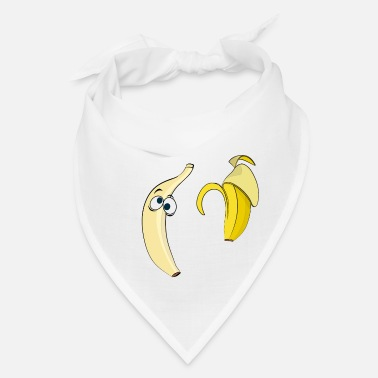 Strip Banana strip - Bandana