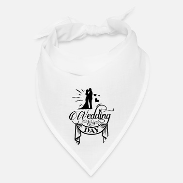 Day Wedding Day - Bandana