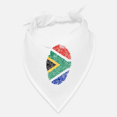 South Africa South Africa Flag - Bandana