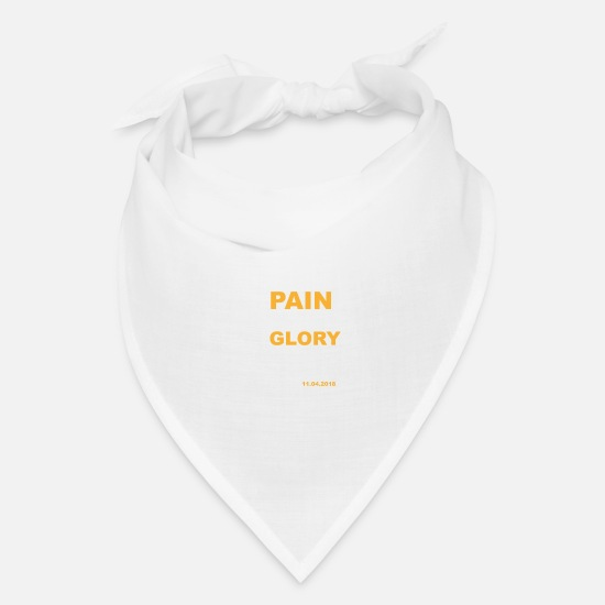 Marathon Caps - NYC Marathon 2018 Finisher Shirt - Bandana white