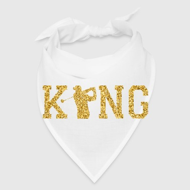 The golf  king - Bandana