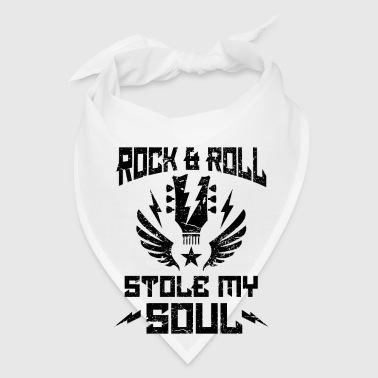 Rock & Roll stole my Soul - heavy metal - Bandana