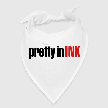 PRETTY IN INK - Bandana